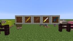 Ancient Swords Minecraft Texture Pack