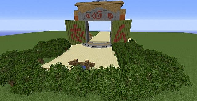 the hidden leaf village - progress lost and canceled
