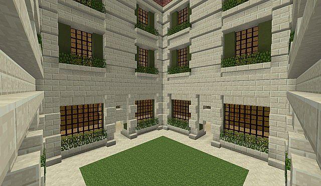 immeuble haussmannien dessin