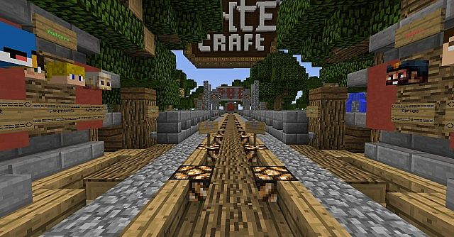 HunterCraft Minecraft Server