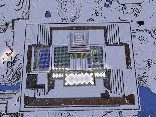 Winter Palace Minecraft Project