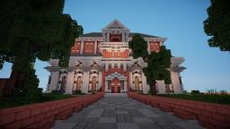 Neoclassical/Palladianism-Building Minecraft Map & Project