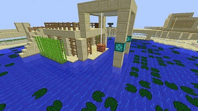 Otter Craft Minecraft