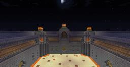Lava MobArena Minecraft