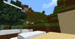 Oberon Minecraft Texture Pack