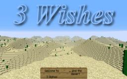 3 Wishes -- Minecraft Multiplayer Survival Map Minecraft Map & Project