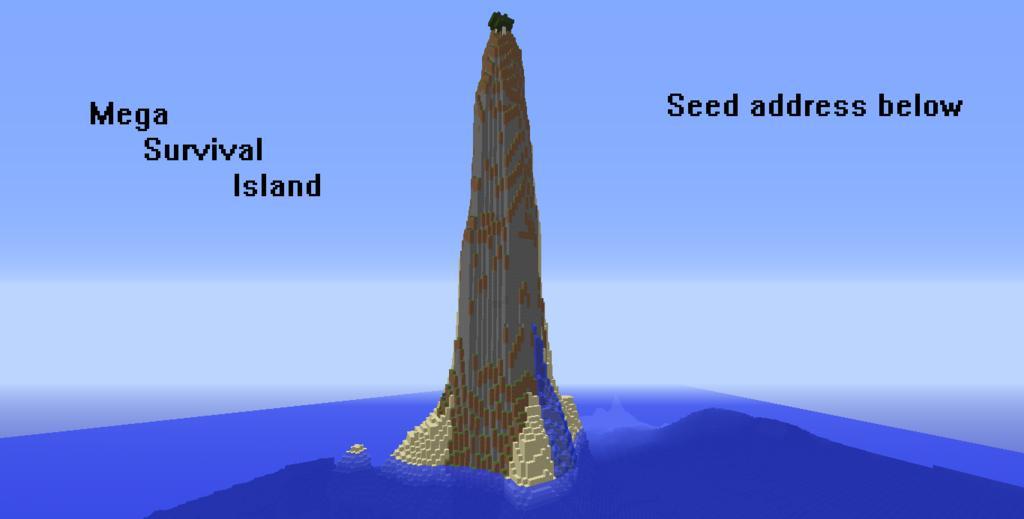 Best Survival Island Seeds Xbox One