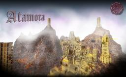 Atamora - Lawless City of Shadows - The Tales of Runebrire Official Project Minecraft