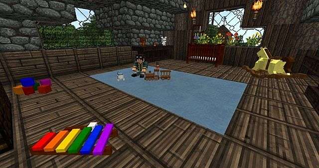 1 11 2 Decocraft Decorations For Minecraft