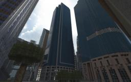 California Plaza Minecraft Map & Project