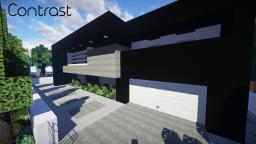 Contrast | Modern Home | WoK Minecraft Project