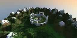 Eden, refuge of the Angels (+Download) Minecraft