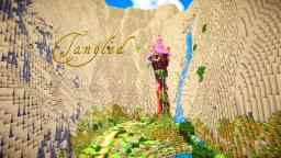 Disney - Tangled Tower - Minecraft Map & Project