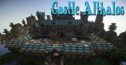 Castle Althalos Minecraft Project