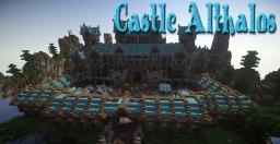 Castle Althalos Minecraft