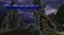 [Medieval Spawn] The Block Society [W.I.P] Minecraft Map & Project