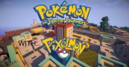Pokemon Johto Adventure - Pixelmon Compatiable Minecraft Map & Project