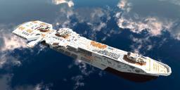 HOMEWORLD - Higara Destroyer Minecraft Map & Project