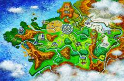 Kalos Region - (Pokemon X and Y) Minecraft