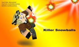 Killer snowballs - Who Threw that snowball!!! was it you??