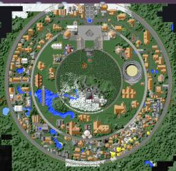 Rival Kingdoms world Minecraft Project