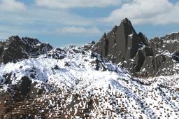 Tibetan Plateau Minecraft