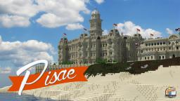 Pisae - The Monaco Project. Minecraft
