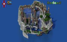 Aerlond - Fantasy City [Creative-Node Contest] Minecraft
