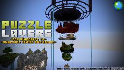 -=Puzzle Layers=- A puzzle map for Minecraft 1.8 and above! Minecraft