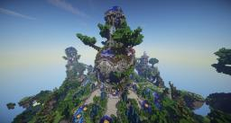 A Creative Spawn for SnapCraft! Minecraft Map & Project