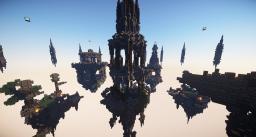 SnapCraft Skywars Map - Tribulation Minecraft Map & Project