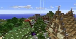 Ocean Oasis 2.0 Minecraft Project