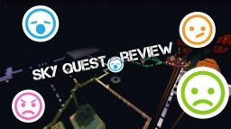 Sky Quest! Minecraft Blog Post