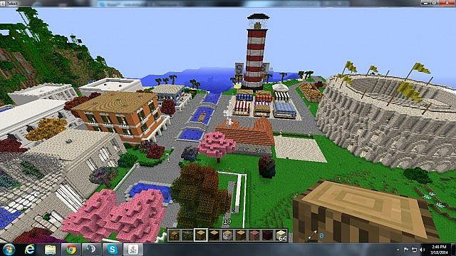 Tekxit Minecraft Shenaniganing! Minecraft Server