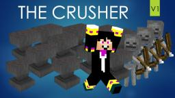 THE CRUSHER Minecraft Map & Project