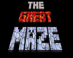 The Great MaZ= Minecraft Map & Project