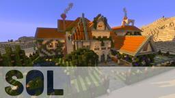   Sol   Desert Mansion Minecraft Map & Project