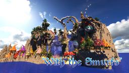 The Smurfs - [Creative-Node Contest Entry] By Pilsbaas Minecraft Map & Project