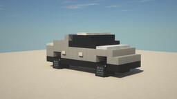 Tesla Cybertruck Minecraft Map & Project