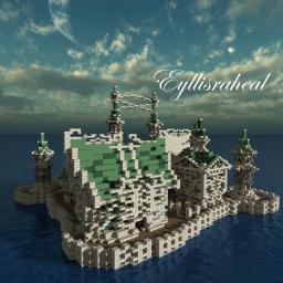 Town of Eyllisraheal - Plot Build Minecraft Map & Project