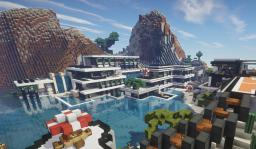 Chicken Cove Minecraft Map & Project