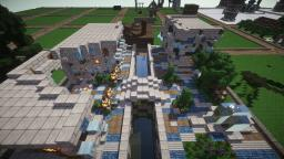 Grand Sanctorum Minecraft Map & Project
