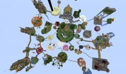 SkyPvP Map  [REUPLOADED] DOWNLOAD NOW Minecraft Project