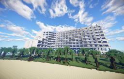 Resort hotel ~Mystea~ Minecraft Project