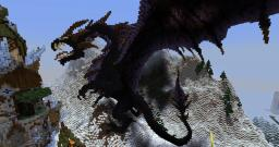 Black Dragon Minecraft Project