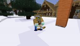 SkiResort Minecraft Texture Pack