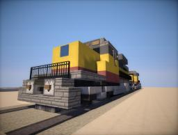 [Trains] SD-40 #Download Available Minecraft Map & Project