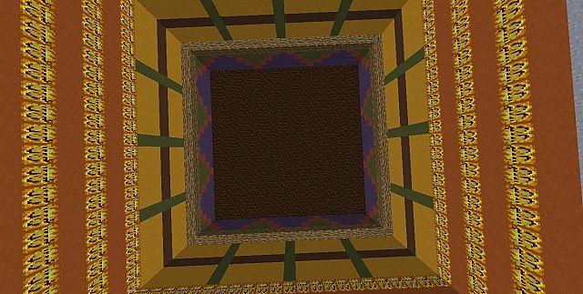Wood Spleef Minecraft Project