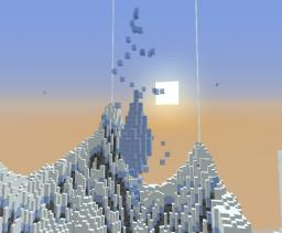 Atlas Effect Ice Shard Minecraft Map & Project