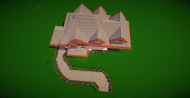 Traditional House Minecraft Project